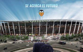 Así será el nuevo estadio de Mestalla