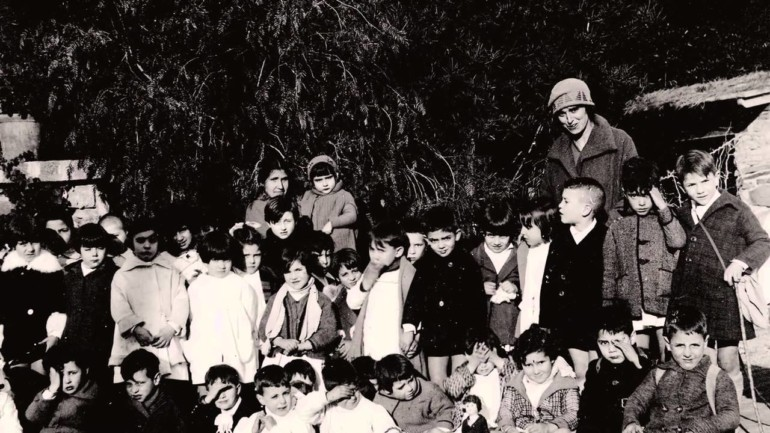Fotograma de 'Las maestras de la República'