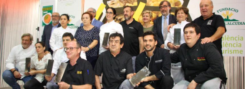 L'Alcudia corona els millors putxeros valencians i postres amb caqui de La Ribera