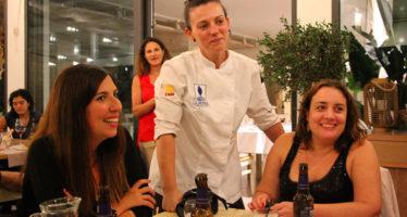 Juego de sabores y maridaje en La Ferrera