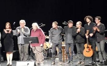 El cantautor valencià Paco Muñoz actua a Sagunt