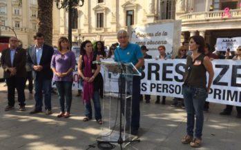 València dóna suport a la campanya Pobresa Zero