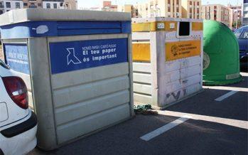 L'Ajuntament de València anuncia una reducció de la taxa TAMER