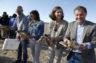 Liberadas 10 tortugas bobas del proyecto LIFE IP INTEMARES en La Punta