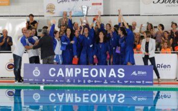 València vive una gran Supercopa de waterpolo femenino