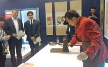 Xilografías chinas y artesanía valenciana en la Ruta de la Seda