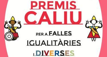 Els premis Caliu reconeixeran el treball d'igualtat i inclusió a les Falles de València