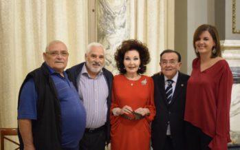 Julita Díaz i Paco Fenollosa, premis Els Nostres Millors Majors de València 2017