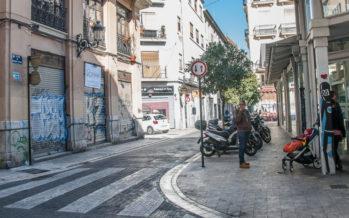 Grezzi cambia el sentido de la calle de Sant Miquel y la plaza de Mossén Sorell