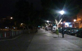El Ayuntamiento renueva el alumbrado de las calles Cuenca y Fontanares