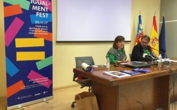 Igual-ment Fest celebra en València el Día Internacional por la Eliminación de la Violencia Machista