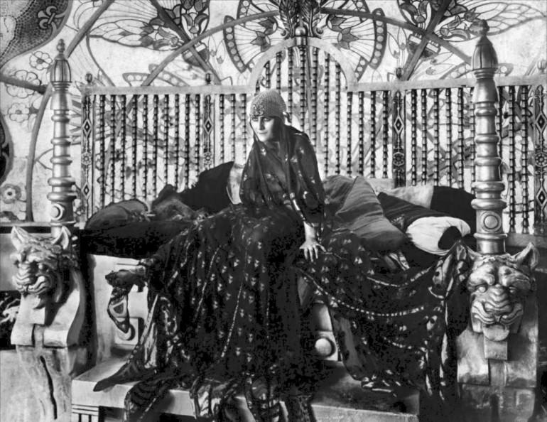 La Atlántida (1921) de Jacques Feyder