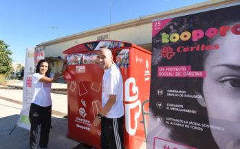 Koopera Caritas, la cara solidaria del Maratón Valencia