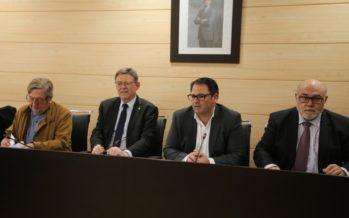 Puig pide al Gobierno Central que tome medidas urgentes con la sequía de la Vega Baja