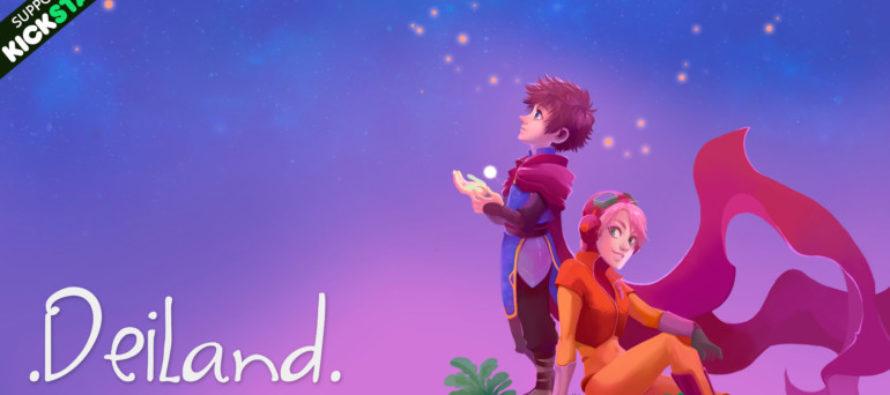 Deiland, 'El Principito español', busca financiación en Kickstarter