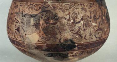 L'enigma del Vas. Obra mestra de l'art ibèric. Museu de Prehistòria