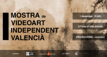 Primera edición de la Mostra de Videoart Independent Valencià