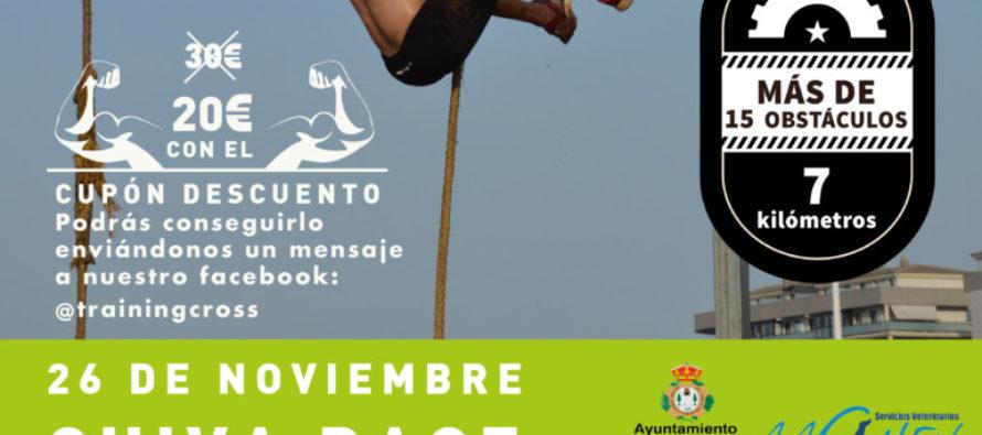 La carrera de obstáculos Chiva Race llega el 26 de noviembre