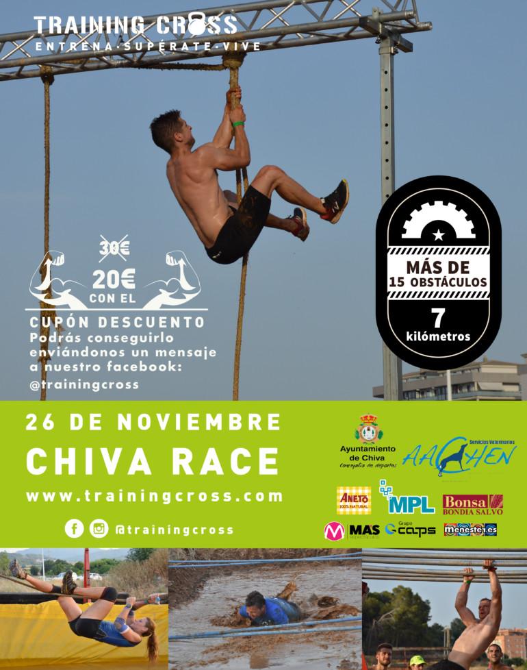 Cartel de la Chiva Race 2017