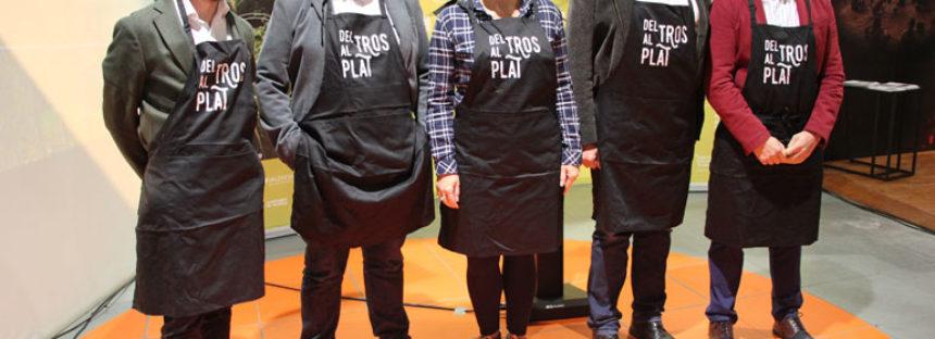 Del Tros al Plat a les Comarques congrega a 30 restaurants