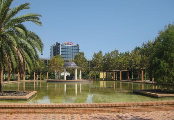 Parc d'Orriols. Foto: Javier Furió