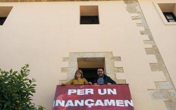 Benissa, present aquest dissabte en la manifestació per un #FinançamentJust