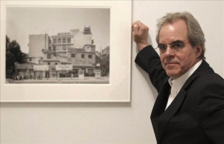 El reconocido fotógrafo Manolo Laguillo