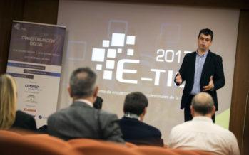 """Ivan Martí: """"Gràcies als encontres E-TIC per la difusió de la transformació digital"""""""