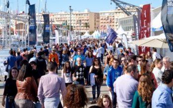 Casi 8.000 personas visitaron Valencia Boat Show en La Marina