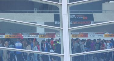 Uns 250 participants en la proposta de 'Senderisme a la Vall d'Albaida' a Agullent i Salem