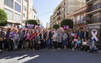Mislata dedica novembre a reforçar el seu compromís contra la violència de gènere