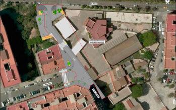 Las obras en la calle Doctor Olóriz durarán cuatro meses