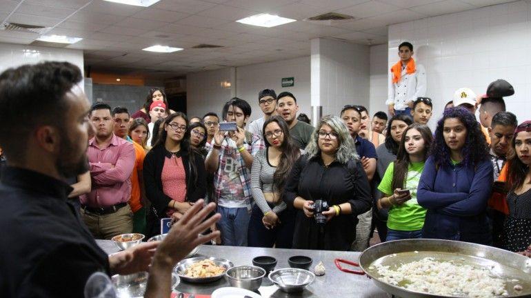 Rice Paella ha exportado el prestigio de los arroces valencianos en México.