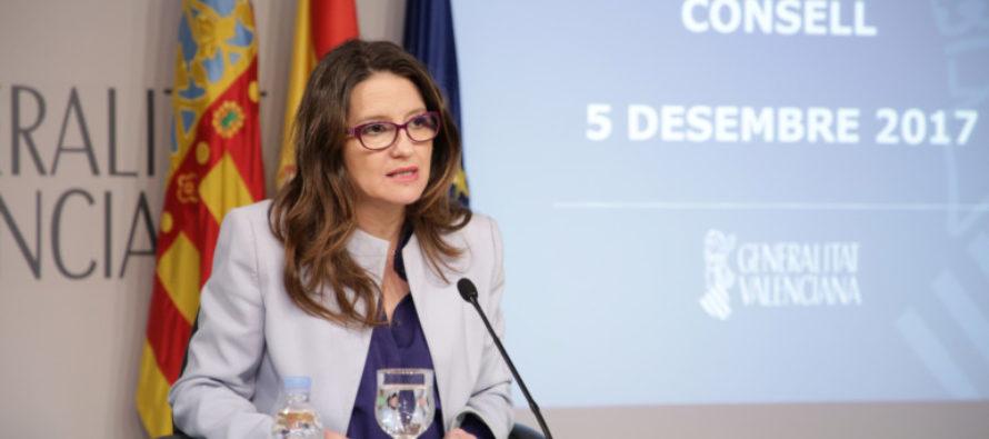 El Consell hará una propuesta para la reforma de la Constitución