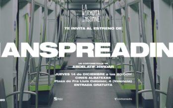 El guanyador del Goya Abdelatif Hwidar estrena el curt Maspreading impulsat per Las Naves