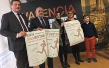 La Sant Silvestre recorrerà el centre de València el 30 de desembre