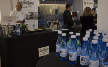 Aigua de Benassal va estar present en la XIV edició dels Premis a la Gastronomia de Castelló