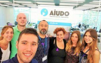 Aiudo colabora en la reinserción de mujeres víctimas de violencia de género