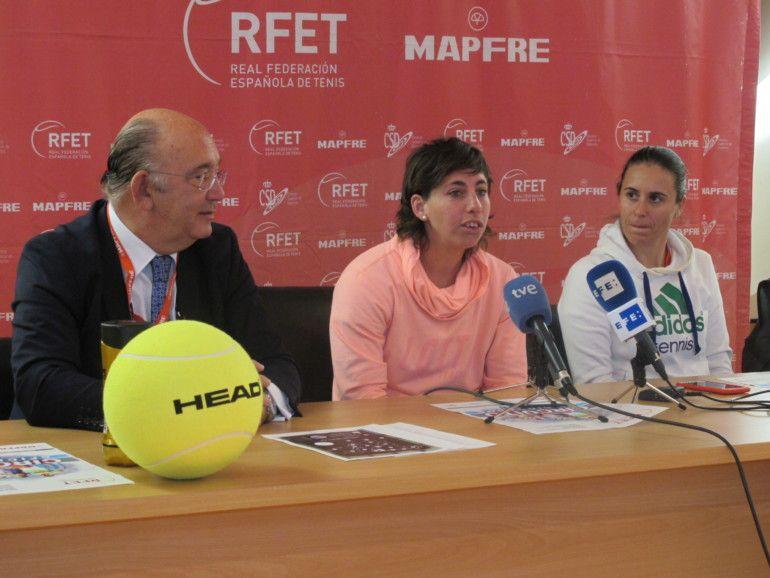 Fiesta del Tenis Español en el Velódromo Luis Puig
