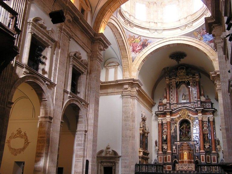 Monasterio de San Miguel de los Reyes, en València.