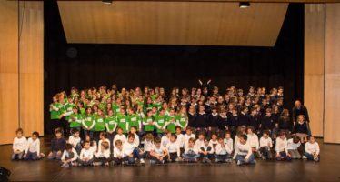Els col·legis d'Alaquàs celebren el tradicional Festival Escolar de Nadalenques