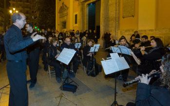 Concierto solidario de los diocesanos en la Plaza de la Virgen