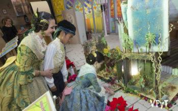 La Falla Na Jordana torna a sorprendre amb el seu Betlem