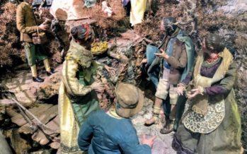 Belén Napolitano en el Museo Nacional de Cerámica González Martí