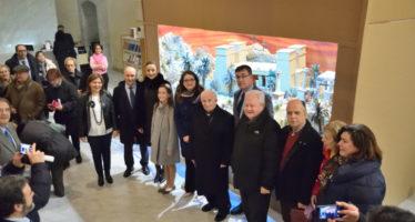 S'inaugura un Betlem repartit entre els Palaus dels Borja, Generalitat i Valeriola
