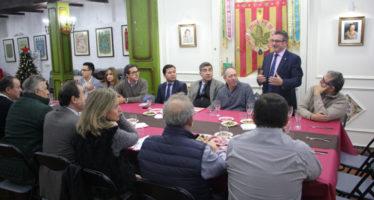 Peu de la Creu y Silk Spain presentan un proyecto conjunto fallero y turístico