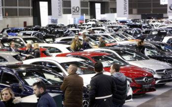 La Feria del Automóvil de València, récord en ventas