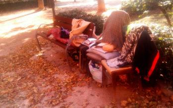 Campaña de Igualdad contra el frío dirigida a personas sin hogar