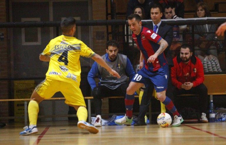 Los de David Madrid dejaron buenas sensaciones en su partido contra el Peñíscola.