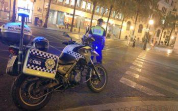 El PP critica que el fin de semana hay pocos policías locales disponibles
